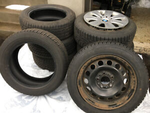 Set of Winter & All Season Tires - $700 (CAN BE SOLD SEPARATELY)