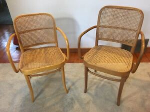 Two very decorative chairs