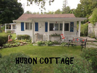 Lake Huron Cottage - 2 Bedroom with Bunkie - Southampton-Weekly