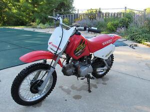 Honda XR70R