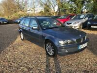 2003 BMW 320 2.0TD Touring 5 Months MOT Service History