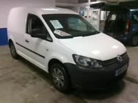 ( NO VAT ) 2011..11 reg Volkswagen Caddy VAN 1.6TDI ( 75PS ) C20