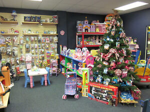 GRAMMAS' TOY SHOP - OPEN 7 DAYS A WEEK