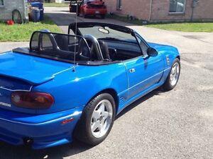 91 Mazda miata mx5 Gatineau Ottawa / Gatineau Area image 3