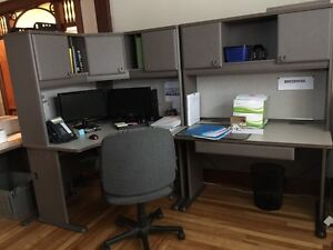 Entire office closing - selling contents