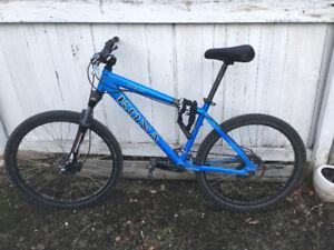 Kona Cowan Downhill Bicycle