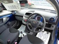 2007 TOYOTA AYGO Vvt i Blue 1 Auto