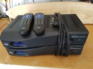 Pair of Bell 2700 Standard Definition Receivers