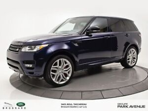 2015 Land Rover Range Rover Sport V8 Supercharged BIOGRAPHY | EN
