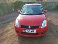 Suzuki swift god 1.5 full mot great car£1590