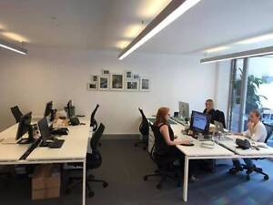 Potts Point - Dedicated desks for a team of 8 - Quality fit out Potts Point Inner Sydney Preview
