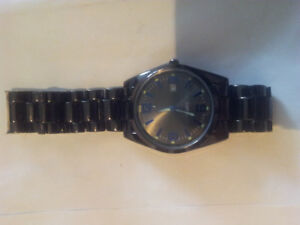 WATCH MADE IN JAPAN