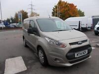 Ford Transit Connect 1.6 Tdci 95Ps Trend Van DIESEL MANUAL SILVER (2014)
