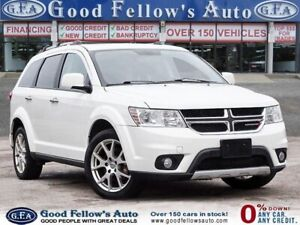 2017 Dodge Journey GT MODEL, 6CYL 3.6LITER, AWD, LEATHER SEATS,
