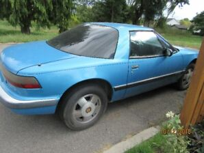 1990 Buick Reatta and Parts