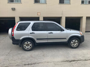 HONDA CRV 2005 FOR sale