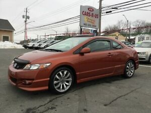 2010 Honda Civic Si 2dr Coupe