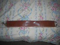 """For Sale Brand New 3"""" Leather Strop for Staight Razor's"""