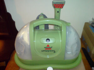 BISSELL Little Green Portable Carpet & Upholstery Cleaner