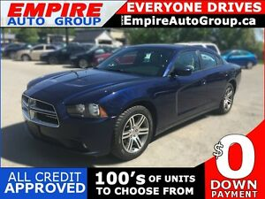 2014 DODGE CHARGER SXT * LOW KM * HEATED SEATS