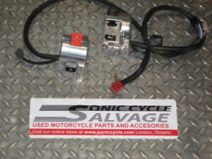 1999 - 2003 honda vt - 750 shadow  ace switches oem