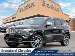 2018 Jeep Grand Cherokee Overland 4x4  - Leather Seats - $414.62