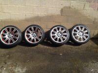 BMW e46 m3 alloys
