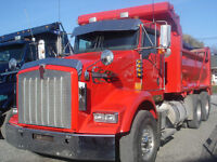 Kenworth T800 10 roues ou tracteur