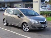 2010 Vauxhall Meriva 1.7 CDTi 16v Exclusiv 5dr (a/c)