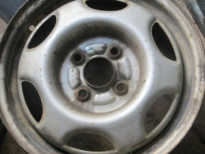 4 USED 14 INCH RIMS $30.00 EACH