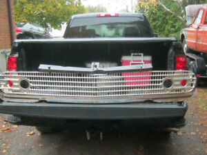 1958 Chevy Bel Air Grill