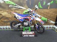 10TEN 140R Big wheel pitbike mini bike motocross finance available