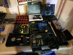 Tools, Job Boxes , Safety Harnesses , & more