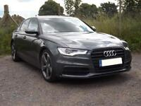 2014 AUDI A6 2.0 TDI Ultra Black Edition S Tronic