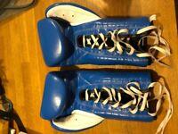 16oz Cleto Reyes lace-up boxing gloves