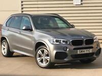 2014 BMW X5 3.0d xDrive M Sport 4X4 ( s/s ) Auto**q7 range sport