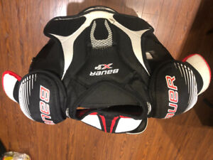 Bauer Vapor X5.0 Junior M Shoulder Pads
