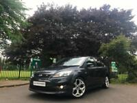2009 Ford Focus ST-2 5 Door Grey Manual - Not St-3 ST - 2.5 Turbo