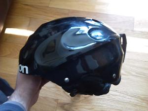 casque de ski 55-59 cm