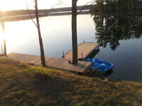 Moder cottage a home from home on beautiful lake near Kingston