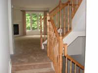 EXECUTIVE TOWNHOME BACKING ONTO GREEN SPACE