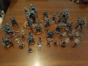 Warhammer40k tau