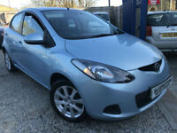✿08-Reg Mazda Mazda2 1.3 TS2, 5dr, Blue ✿NICE EXAMPLE✿ LOW MILEAGE✿