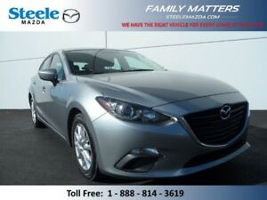 2015 Mazda MAZDA3 SPORT GS-SKY-ACTIV OWN FOR $129 BI-WEEKLY WITH