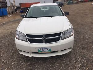 2008 Dodge Avenger Safetied