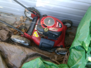 Craftsman 6.75 HP lawnmower (no bag)