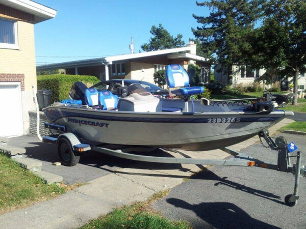 Used 1997 Princecraft 167 SC