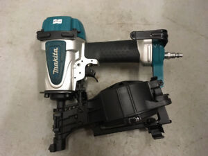 **SOLD**Makita Roofing Nailer-Used For One Project