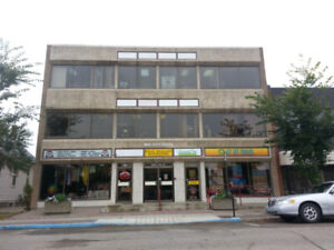 Retail and Office Space for Rent