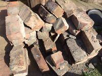 Free old bricks